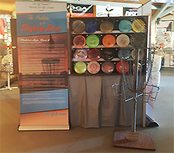 Traveling Disc Golf Museum